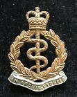 BRITISH WW1 CAP BADGE ROYAL ARMY MEDICAL CORPS