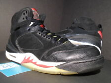 2009 NIKE AIR JORDAN SIXTY PLUS 60 VI 6 BRED BLACK WHITE RED 364806-061 OG 10.5