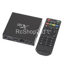 X96 2GB 16GB Amlogic S905X Quad Core WIFI HDMI 2.0 Android 6.0 Smart TV Box
