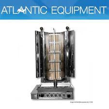 Kebab Machine Semi-Automatic Kebab Machine Natural Gas 5 Burnner- KMB5E