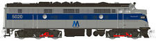 RAPIDO 15545 N Scale FL9 Locomotive MTA 5020 w/ LOKSOUND DC/DCC/Sound  - NEW