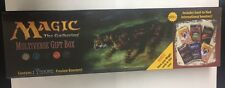 MTG Multiverse Factory Sealed Gift Storage Box Set Magic the Gathering