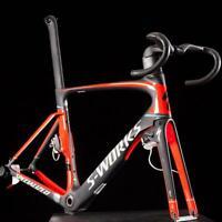 New 2016 S-Works Venge Vias Complete Module Carbon Road Bike Size 56cm
