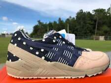 Asics Gel Sight India Ink Gel-Lyte III Denim Sneakers, Size 9.5 US