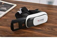 VR Case VR Box Adjust Cardboard 2.0 Version Virtual Reality 3D Glasses