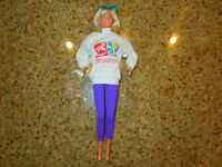 VINTAGE BARBIE 1966 TWIST N TURN WITH FAO SCHWARTZ OUTFIT