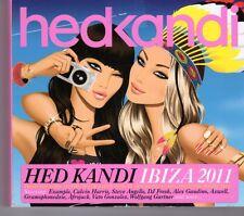 (GJ85) Hed Kandi, Ibiza 2011 - 2011 - 3 CDs