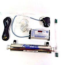3M Aqua-Pure APUV-2 56058-02 Ultraviolet Water Sterilizer