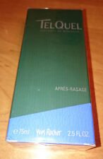 Telquel Yves Rocher After Shave Apres Rasage 75 ml neu OVP Folie Boxed