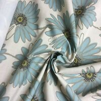BEAUTIFUL FLORAL PRINT FIRE FROOF SUPER LUXURIOUS FABRIC BY PANAZ 7 METRES