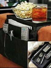POLTRONA E BRACCIOLI 6 Pocket Organizzatore Snack TV/TELEFONO Tabella regalo ideale per adulti