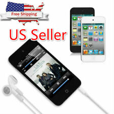 HOT US SELLER!!! New iPod Touch 4th Generation Black White 8GB MP3 MP4 Player