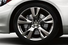 """INFINITI G37 SEDAN 18"""" 9-spoke Aluminum Alloy Wheel SET - D0300JK125"""