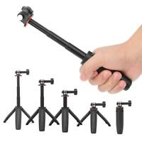 ULANZI MT-09 Extension Rod Tripod for GoPro Hero 8 7 6  OSMO Action for Vlog
