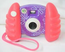 Discovery Kids Digital Camera Video Pink Purple Ages 3+ Usb Cable