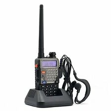 BAOFENG UV-5RE+ Plus Dual Band U/V 2-way Radio 136-174 / 400-520MHZ UV5R Walkie