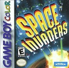 Space Invaders (Nintendo Game Boy Color, 1999)