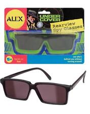 Alex Undercover Rearview Spy Kit Glasses See Behind You Without Anyone Knowing