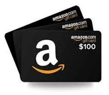 $100 Amazon Gift Card- use for anything on amazon.com, brand new
