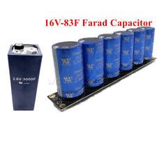 28v 3000f Farad Capacitor 16v 83f Low Esr Electrical Single Row Super Capacitor