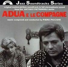 Piero Piccioni: Adua E Le Compagne (New/Sealed CD)