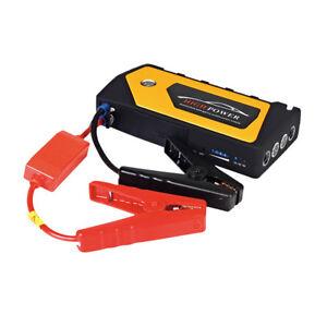 69800mAh 4-USB Auto Jump Starter Notfall Ladegerät Booster Power Bank