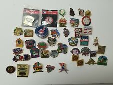 MLB Spring Training NASCAR Kentucky Derby  Sports Hat Pins Souvenirs 43 in ALL!!