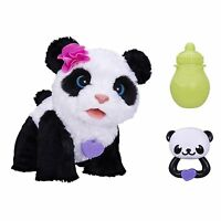 FurReal Friends Pom Pom My Baby Panda Pet Ages 4+ New Toy Play Gift Boys Girls