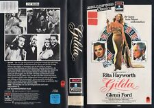 Hollywood Classics  Rita Hayworth  Glenn Ford  GILDA  VHS Rarität
