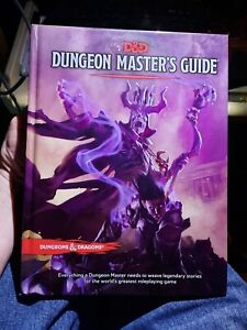 Dungeon's & Dragons Dungeon Master's Guide 5E 5th edition HC
