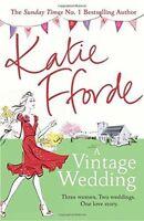 A Vintage Wedding, Fforde, Katie | Paperback Book | Good | 9780099579274