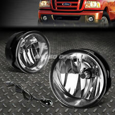 FOR 08-11 FORD RANGER/-17 EXPEDITION CLEAR LENS BUMPER FOG LIGHT LAMPS W/SWITCH
