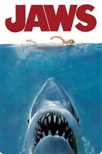 JAWS Movie Poster  Fridge Refrigerator Magnet 185MV