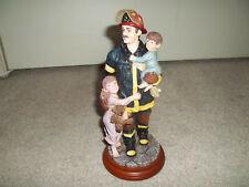 """Red Hats of Courage LTD Edition 3/1833 """"Hero II"""" Figurine Vanmark 1998 FM88103"""