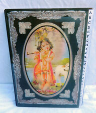 Address Book with Hindu Gods 3D 'Moving Picture' Cover - NEW ITEM