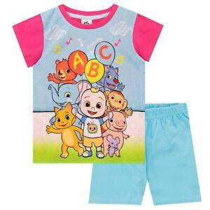 Kids Cocomelon PJs   CoComelon Pyjama Set   Cocomelon Pyjamas
