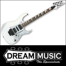 Ibanez RG350DXZ Standard Series RG Electric Guitar White Finish RRP$999