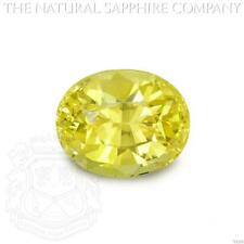 Natural Untreated Yellow Sapphire, 1.00ct. (Y3230)