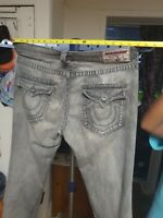True religion jeans 36x34  Used Condition,,please Look At The pictures,,