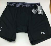 Champion Men's Performance Double Dry Active Shorts Black 87294 Size XL