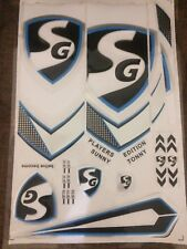 Cricket Bat Sticker With Emboss And Fine Quality