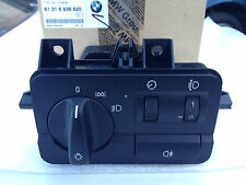 BMW Genuine Head Light Switch Unit For E46 Series NEW - 61316936820