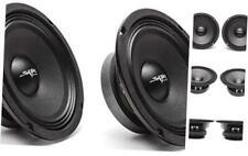 Skar Audio (2) FSX65-4 (2) FSX65-4 300-Watt 6.5-Inch 4 Ohm MID-Range Loudspeaker