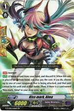1x Cardfight!! Vanguard Kiss-mark, Alma - G-TCB01/020EN - RR Near Mint