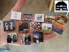 14 Record Miniature. Pink Floyd Collection. All studio Album. MAE Mini World.USA