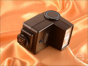 Vivitar 550D Flash Gun - VGC - 859