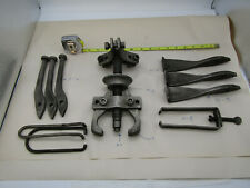 Snap-on Tools , Blue Point 10-1 2 & 3 Jaw Large Gear Puller Set USA free ship
