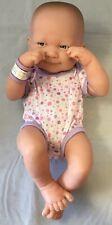 """Berenguer La Newborn 14"""" w/ Clothes and Bracelet"""