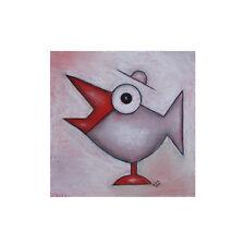 Künstlerische Tier-Malereien mit Vögeln Pastell