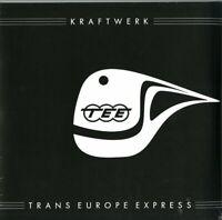 LP KRAFTWERK TRANS-EUROPE EXPRESS vinile